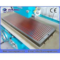 China DYCM series electro permanent magnetic chuck for grinding machine on sale