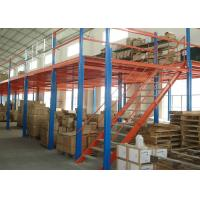 Wholesale Rack Supported warehouse mezzanine systems , durable industrial mezzanine floors from china suppliers