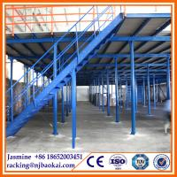 Wholesale Galvanized Q235 Mild Steel Checkered Floor Plate Mezzanine from china suppliers