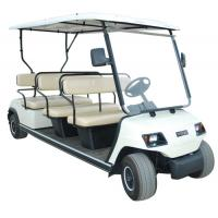 Electric 8 Seater Golf Car Passanger Car Shuttle Bus Of