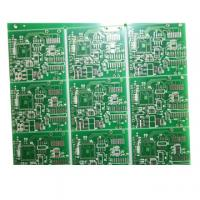 Buy cheap Surface Mount 4 Layers FR4 Timer PCB Printed Circuit Boards Design from wholesalers