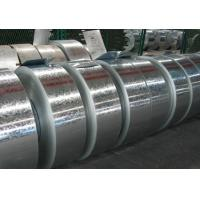 China Regular or Big spangle ASTM A653 Hot Dipped Galvanized Steel Strip With Passivated, Oiled wholesale