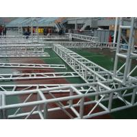 Quality Alloy 6082 T6 Aluminium Alloy Truss With Spigot Connection Heavy Load Capacity for sale