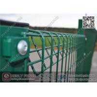 China HESLY BRC Fence with Roll Top | Singapore BRC Welded Mesh Fence Supplier wholesale