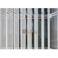 China Renoxbell Brand Decorative Custom Aluminum Perforated Sheet for Wall Cladding wholesale
