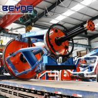China Energy Saving Laying Up Machine , 1+3 / 1600 Cable Twisting Machine For Cores wholesale