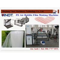 China Ruian Vinot Brand Air Bubble Film Making Machine Custom U.K. With Easy operation, easy maintenance Model No.DY-2000 wholesale