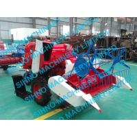 China mini paddy combine harvester with Tyre wheel wholesale