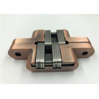 China High Performance Hidden Door Hinges Multiple Finishes Smooth Operation wholesale