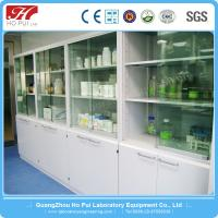 China Customized Tall Storage 2 Door Chemical Storage Cabinets For Lab wholesale