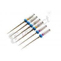 China Anti Fracture Root Canal RetreatmentFiles Engine Use Length 21 / 25 / 31mm wholesale