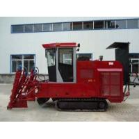 China 4ZL whole stalk sugarcane combine harvester wholesale