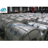 China JIS G3302 SGCC Cold Rolled Galvanized Steel Roll 0.13mm  - 3.0mm Thickness wholesale