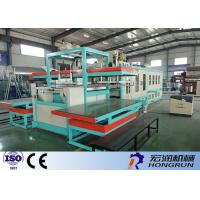 China Automatic Plastic Thermoforming Machine For Food Box / Container 140KW wholesale