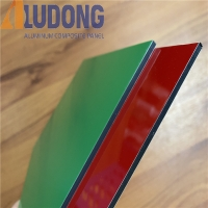 China Signage ACP ACM 5mm PVDF Aluminum Composite Panel Brushed wholesale