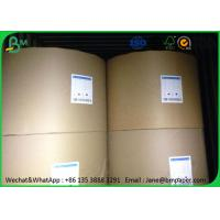 China Thick Printing Paper For Book Printing , Woodfree Uncoated High Quality Bond Paper wholesale