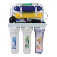 China 50GPD 8 Stage Water Filtration System , RO Drinking Water System 3.2G Water Tank wholesale