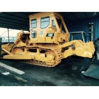 Used Japan made Caterpillar D7 bulldozer CAT D7G dozer with ripper