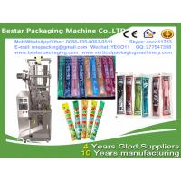 Quality Automatic  liquid Popsicle packing machine,ice Popsicle packag ing machine with stainless steel tank and pump for sale