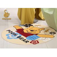 Wholesale Waterproof Anti - skidding Custom Shape Pet Play Mat Polyester For Cats / Dogs from china suppliers