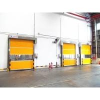 Wholesale 3 Phrase Industrial PVC Curtain Door Touching Panel for Cleaning Room from china suppliers