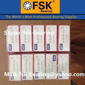 China SKF Plain Spherical Bearings GE50TXE-2LS GE70TXE-2LS Ball Joint Bearings wholesale