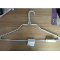 Buy cheap Home Metal Clothes Hangers 13G Laundry Wire Hangers 1.8-2.5mm Dia from wholesalers