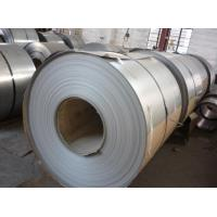 China 1219mm 1500mm width stainless steel coils 8K PVC coated surface 321 SS  coil wholesale