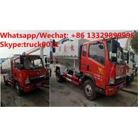 China SINO TRUK HOWO 4*2 LHD 12m3 bulk feed body truck for sale, 2018s new electronic discharging poutry feed pellet truck wholesale