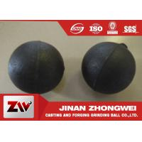 China High Chrome Oil Quenching Casting Iron Balls Cr 20-30 For Ball Mill Grinding wholesale