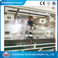China YGKJ450 Electric used Large capacity bio fuel pellet mill production line wholesale