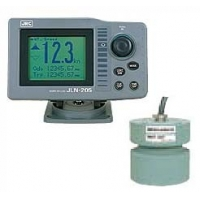 China Model JLN-205 Pulse Doppler Sensing Dual Beam 2MHz Speed Log  Power consumption High Accuracy Cost-effective wholesale
