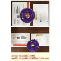 China MicrosoftWin10 Pro 64bit OEM Software DVD + OEM key Activation Online wholesale