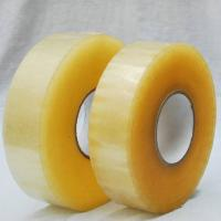 Quality Acrylic Adhesive BOPP personalised packing tape , polypropylene strapping tapes for sale