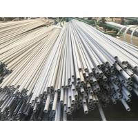 China EN10216-5 1.4301 1.4307 Stainless Steel Seamless Tube Pickled / Solid And Annealed wholesale