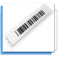 Buy cheap Large Capacity Customized Cloth EAS Soft Label 8.2MHz 58KHz Frequency from wholesalers