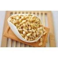 China Crunchy Raw Pine NutsGMO - Free Microelements Retain Nutritious Food For Kids wholesale