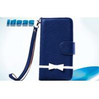 China Sling Apple Iphone Leather Cases / Flip Phone Wallet Cases Apple 6 wholesale