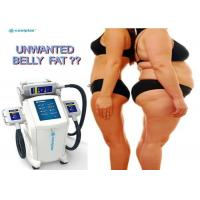 China Non Invasive Coolplas Slim Freeze Fat Freeze Slimming Machine With Touch Screen wholesale