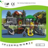 China Children Favourite Tree House Series Outdoor Playground Equipment (KQ10055A) wholesale