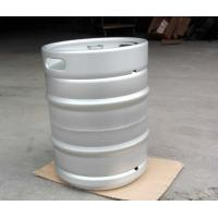 China European Standard Draft Brewer Keg , Customized SS Beer Keg For Food And Liquid wholesale