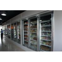 China Walk-in freezer for supermarket beverage display wholesale
