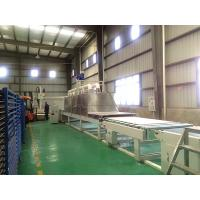 China High Precision UV Painting Machine With Roller For Melamine Flat Panel wholesale