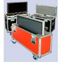 China 10mm Plywood Rack Flight Case , Equipment Aluminum Carrying Case wholesale