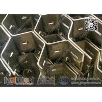 China 310SS Stainless Steel 2X25X50mm hexagonal Mesh China Factory / Supplier wholesale