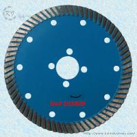 China Continuous Rim Diamond Turbo Saw Blade - DSSB09 wholesale
