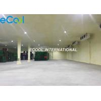 China Eco Friendly Meat Cooler Refrigeration Units / Large Modern Cold Storage wholesale