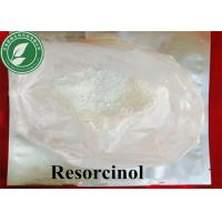 China Industry Grade Pharmaceutical Raw Materials Resorcinol for antimicrobial CAS 108-46-3 wholesale