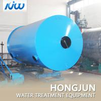 China Pretreatment Multimedia Filters Water Treatment With Top And Bottom Distributor wholesale