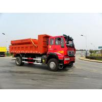 China Snow Sweeper Sewage Suction Truck Septic Pump Truck Red Color wholesale